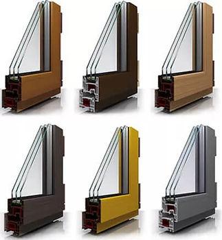 Ламінація пластикових вікон і дверей