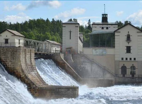 Hydropower news from Thordon Bearings