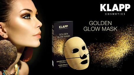 Golden Glow Mask