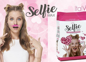 NEW Selfie wax - extra gentle for facial waxing