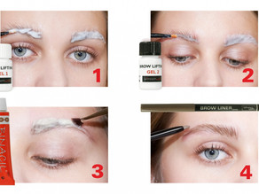 NEW: BROW Lifting by Wimpernwelle