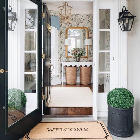 A Welcoming Front Door