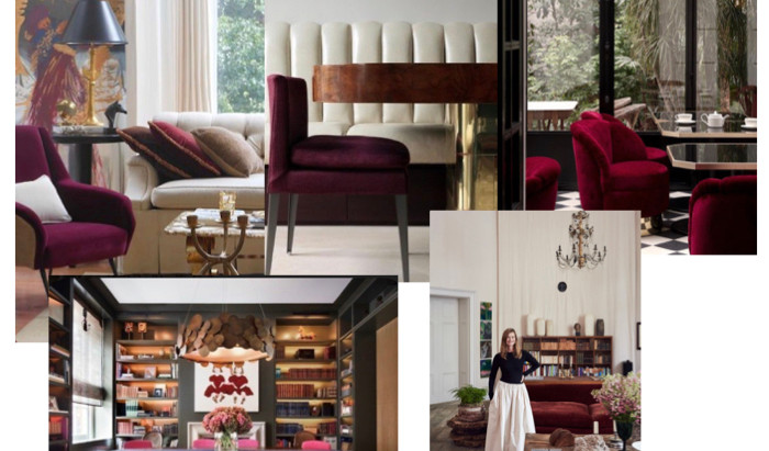 The Power of a Burgundy Chair