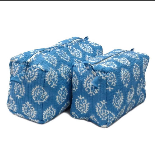 Hamptons Wash Bag Set