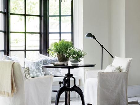 Design Trend | Indoor Black Trim