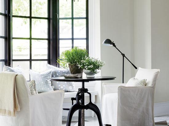Design Trend   Indoor Black Trim