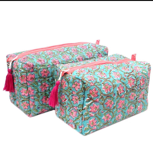 Charleston Wash Bag Set