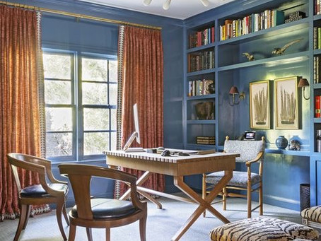 Get The Look - Colourful Home Office