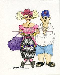 Trixie & Troy -  BoomerTown Babes & Beau's