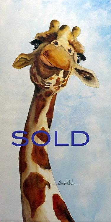 "Giraffe1 - ""Goofy"" - SOLD"