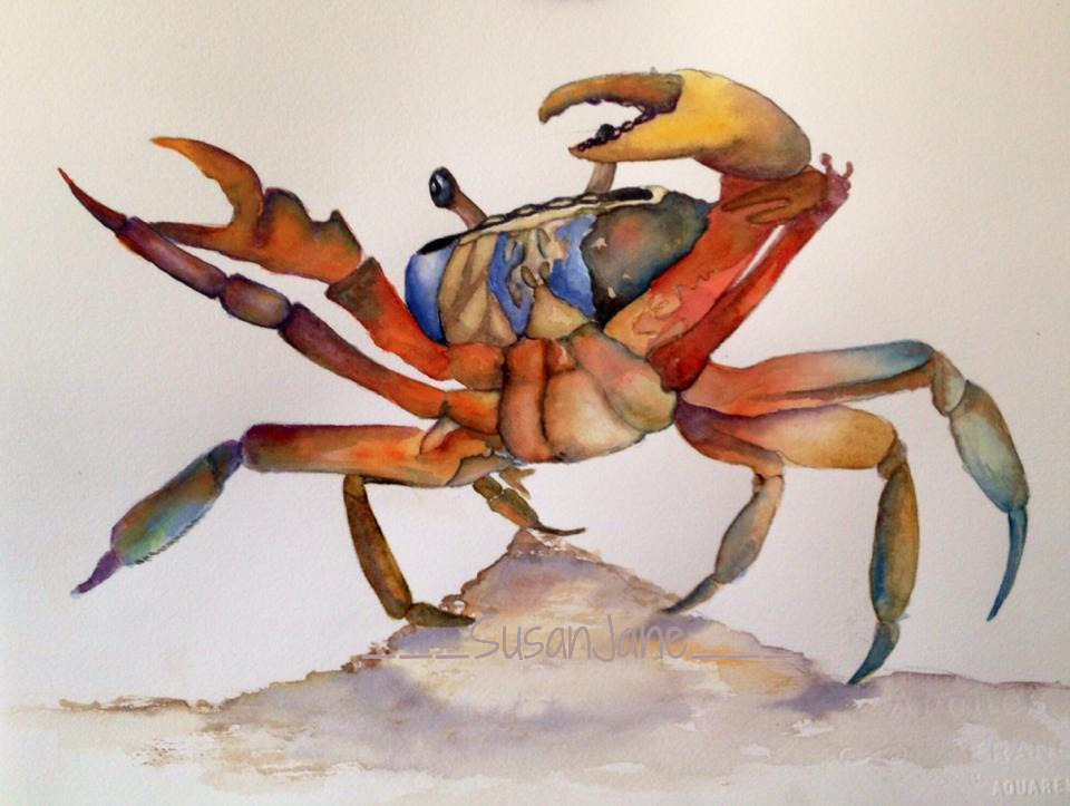 Warrior Crab