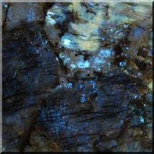 Голубой Лабладорит