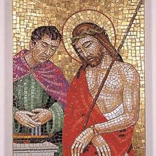Икона мозайка