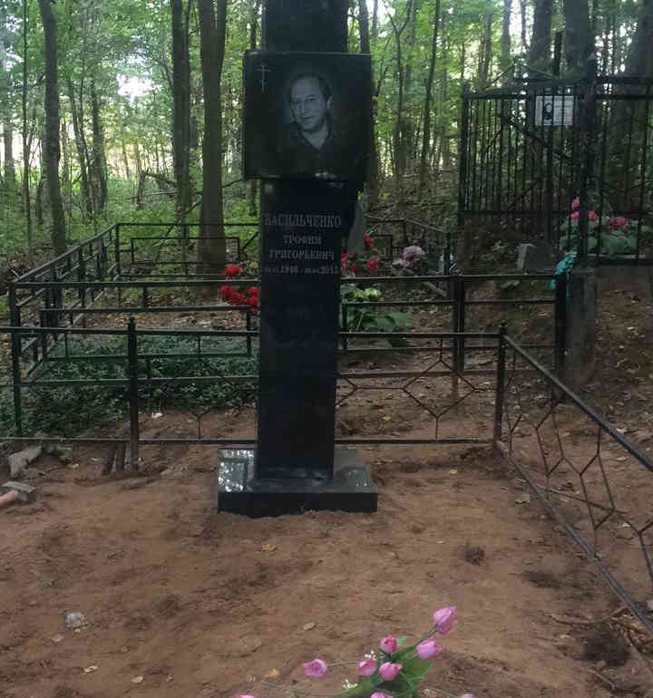 Памятник колонка