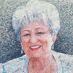 Мозайка портрета