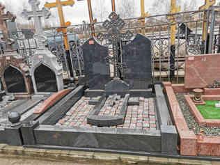 Оформление места захоронения