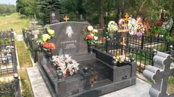 Мемориал из породы гранита диабаз