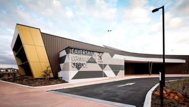 Caversham Pavilion