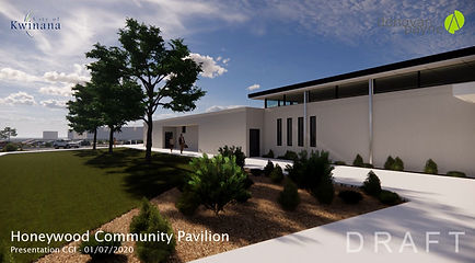 Honeywood Community Pavilion Design Presentation