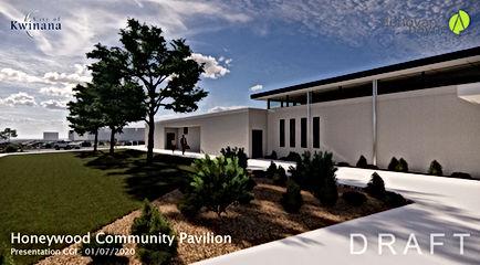 Honeywood Community Pavilion Design Presentation