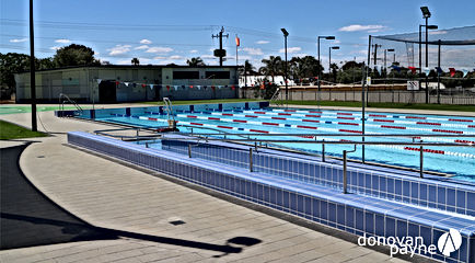 Southern Cross Aquatic Centre Practical Compltion