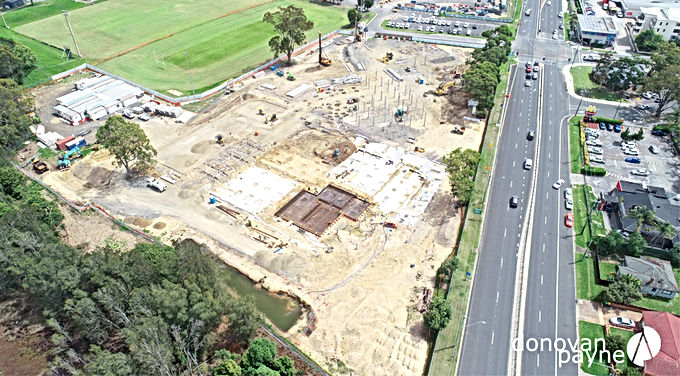 Batemans Bay Aquatic, Arts and Leisure Centre Underway!