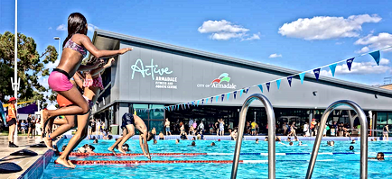 Armadale Fitness and Aquatic Centre - Social and Community Infrastructure of Year