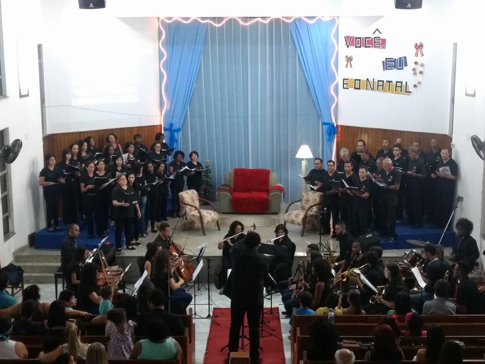 Orquestra Cantata de Aniversário