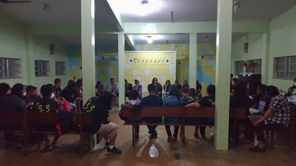 Reunião de Jovens