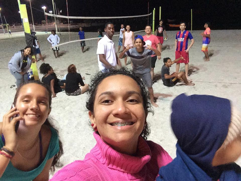 EJovem na Praia