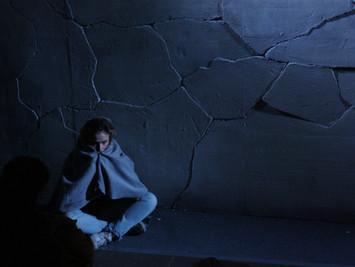 """Décor Créé à l'Atelier de l'Espace : """"Le numéro d'equilibre"""", de Edward Bond"""