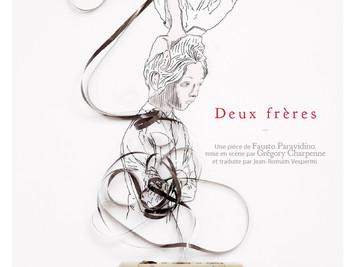 """Décor créé à L'Atelier de l'Espace """"Deux Frères"""" de Fausto Paravidino"""