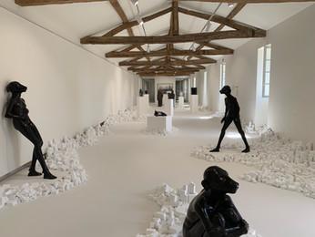 """""""Daughters"""", Exposition de Prune Nourry conçue à l'Atelier de l'Espace"""