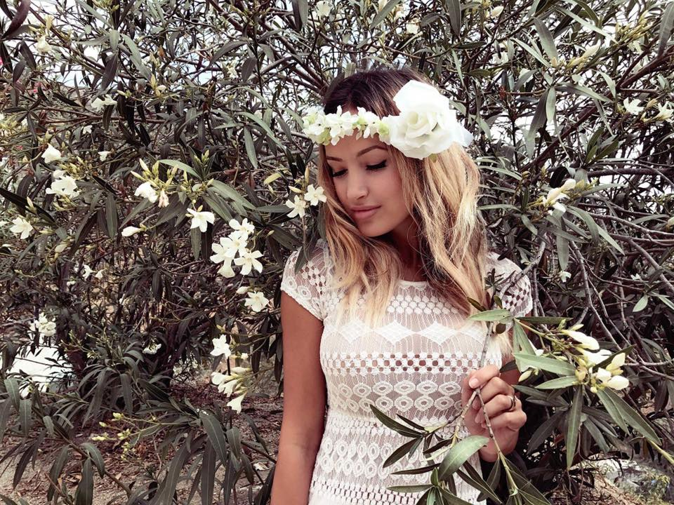 Grace Flower Crown