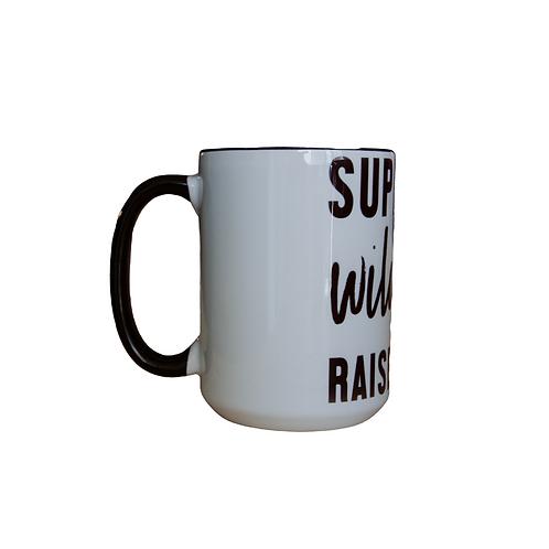 Raise Boys Mug