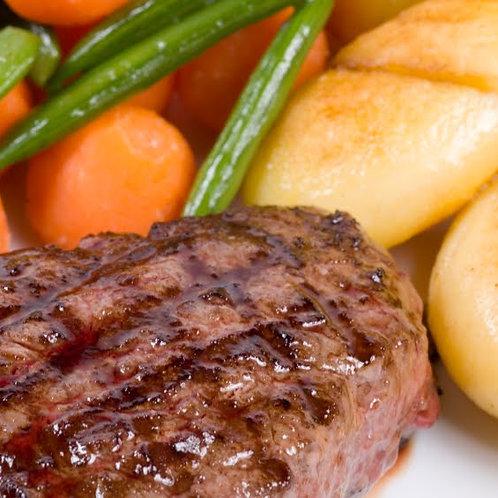 4 oz Delmonico Steak