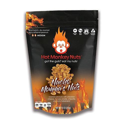 NACHO MOMMA'S NUTS Hot Monkey Nuts