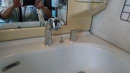 シャワー水栓交換