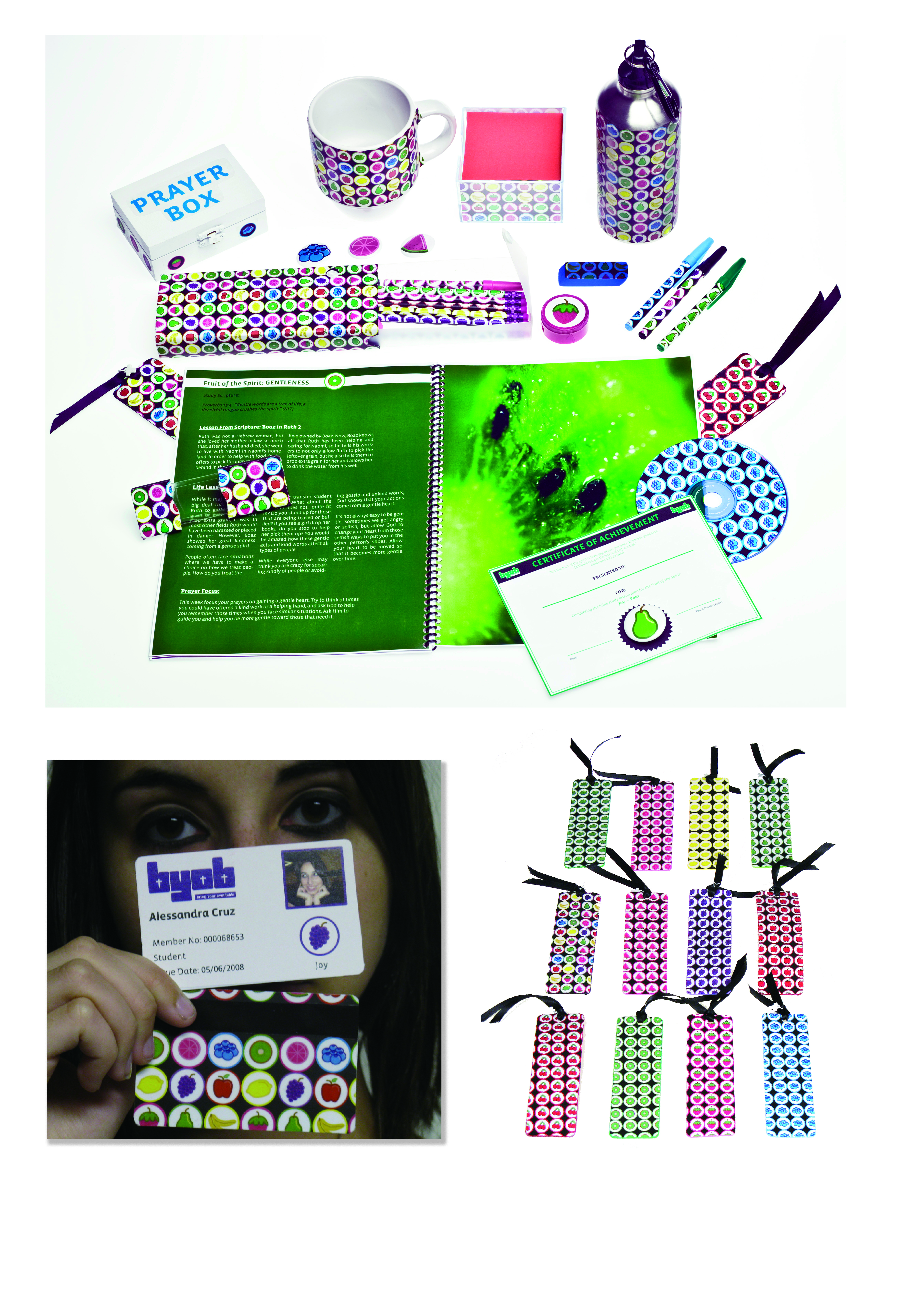 BYOB Brand Materials