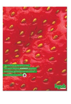 BYOB Fruit Poster