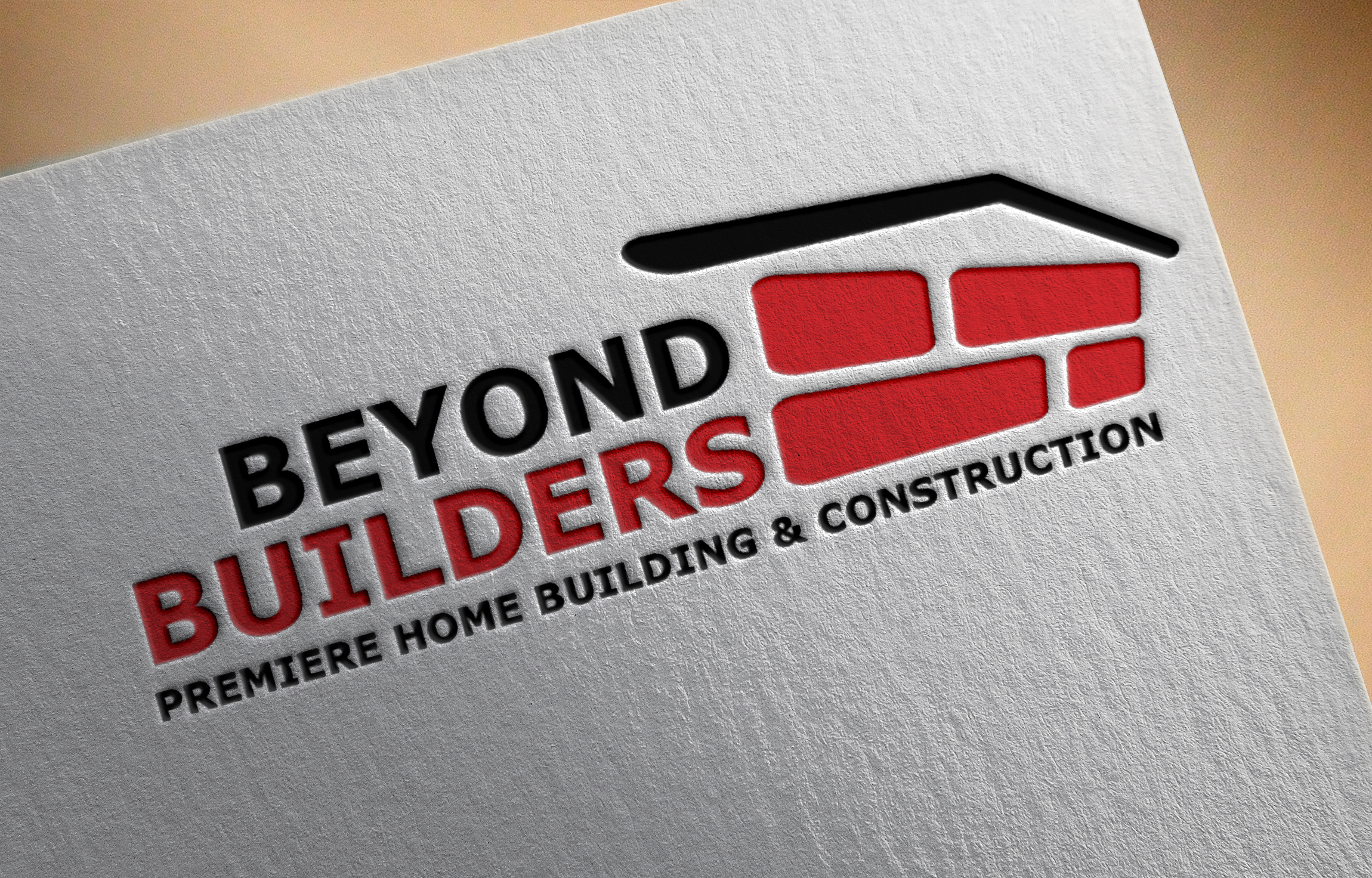 Beyond Builders Corporate Logo
