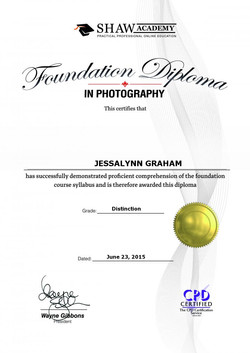 Photography Diploma