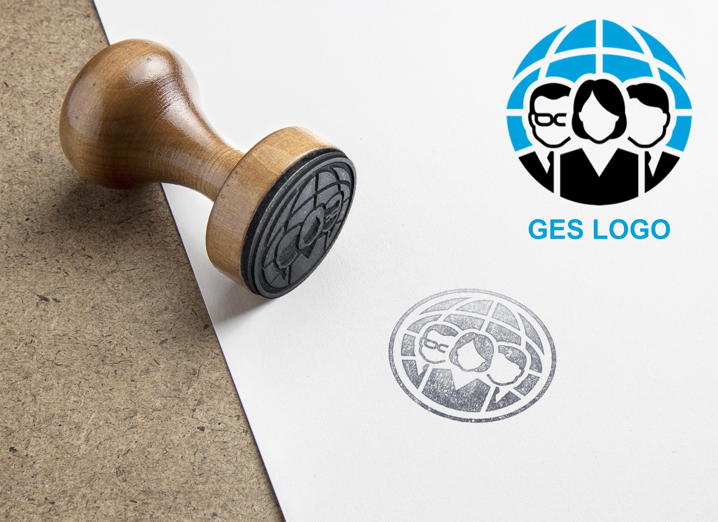 G.E.S. LOGO
