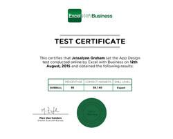 EWB App Design Certification