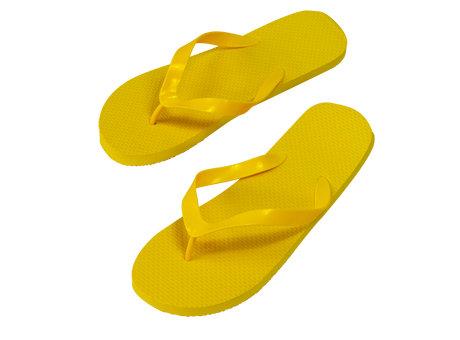 Flip Flops / Gelb