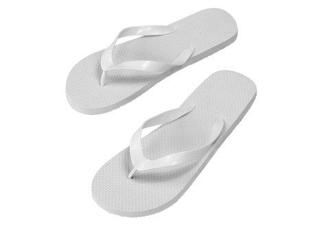 Flip Flops / Weiß