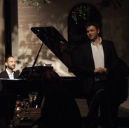 Alexander Bevan, (Tenor)   Geoffrey Tanti, (Piano)