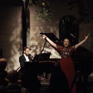 Stephanie Stanway, (Soprano)  Geoffrey Tanti, (Piano)