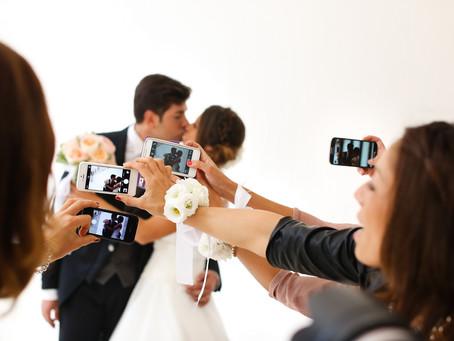 Scegliere il fotografo giusto per il vostro matrimonio.
