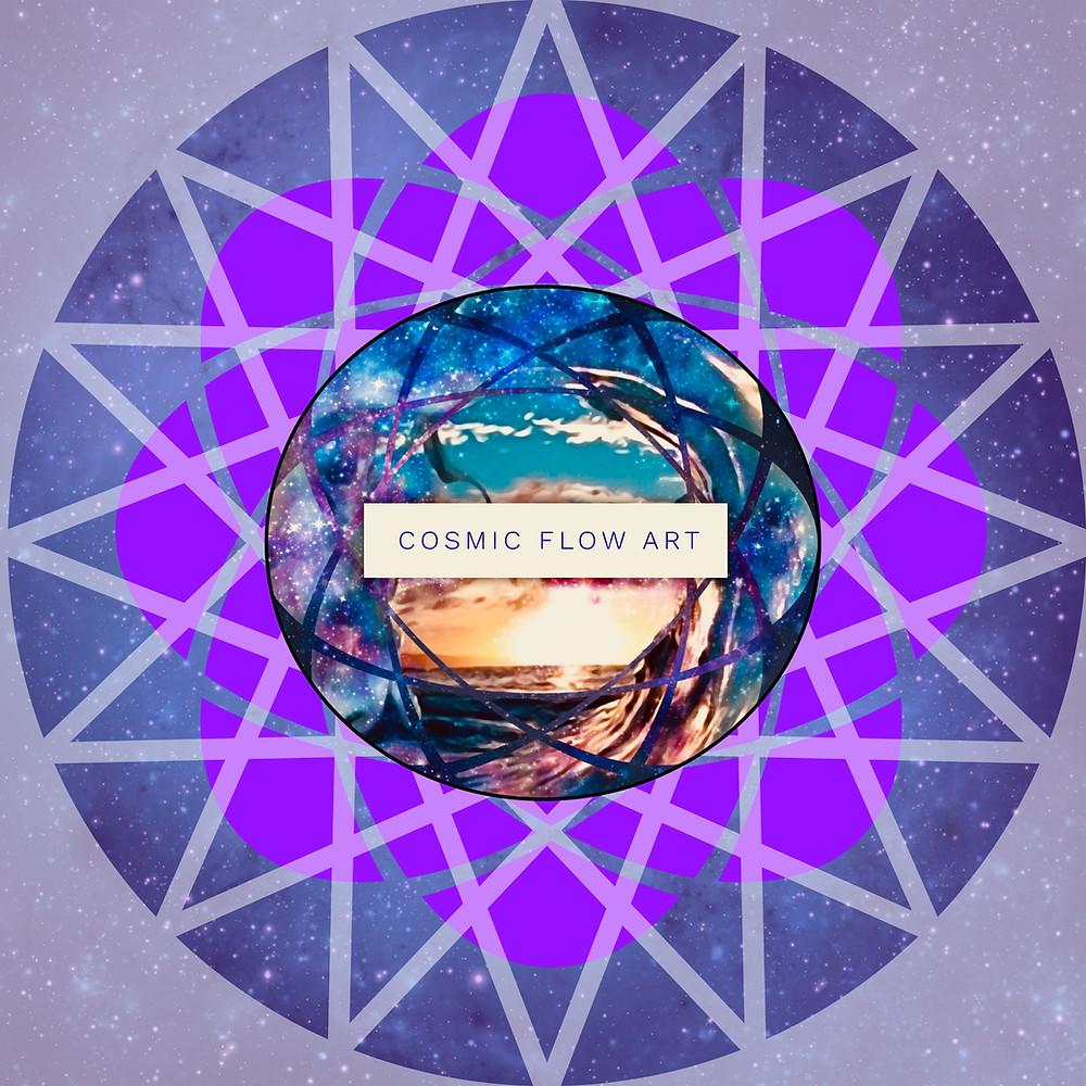www.cosmicflowart.com